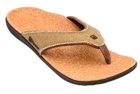 Sandals Yumi: Straw/Java/Cork
