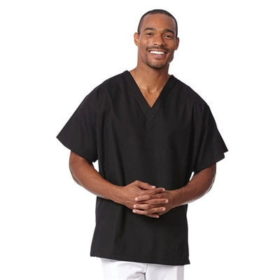 2ae7ff46dd7 Fashion Seal Healthcare Unisex Fashion Poplin Scrub Shirt | Scrub Shirt