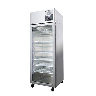 HCL 19721 Lab/Pharmacy Refrigerator Glass Door Upright, 23 Cu. Ft.