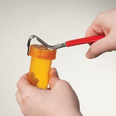 Health Care Logistics Decapper For Child Resistant Caps