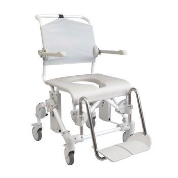 Superb Sammons Preston 081499615 Etac Swift Mobile Tilt Shower Commode Chairs Download Free Architecture Designs Scobabritishbridgeorg